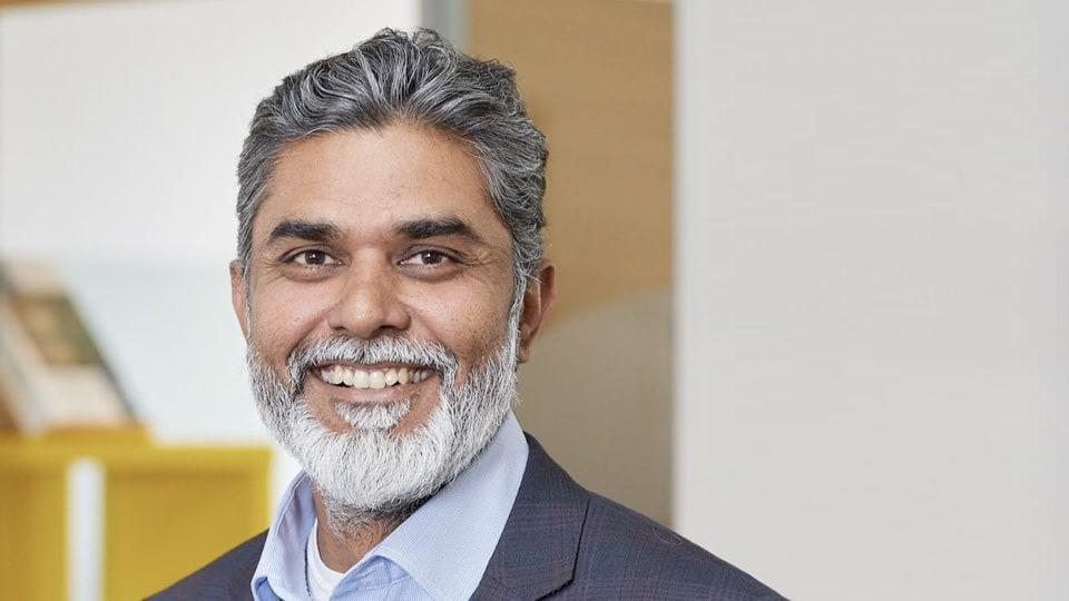 Photo of Bala Kamallakharan